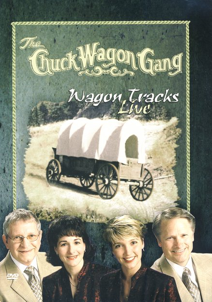 Wagon Tracks Live DVD