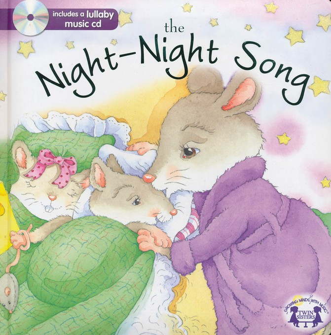 The Night-Night Song Inspirational Padded Book & Music CD