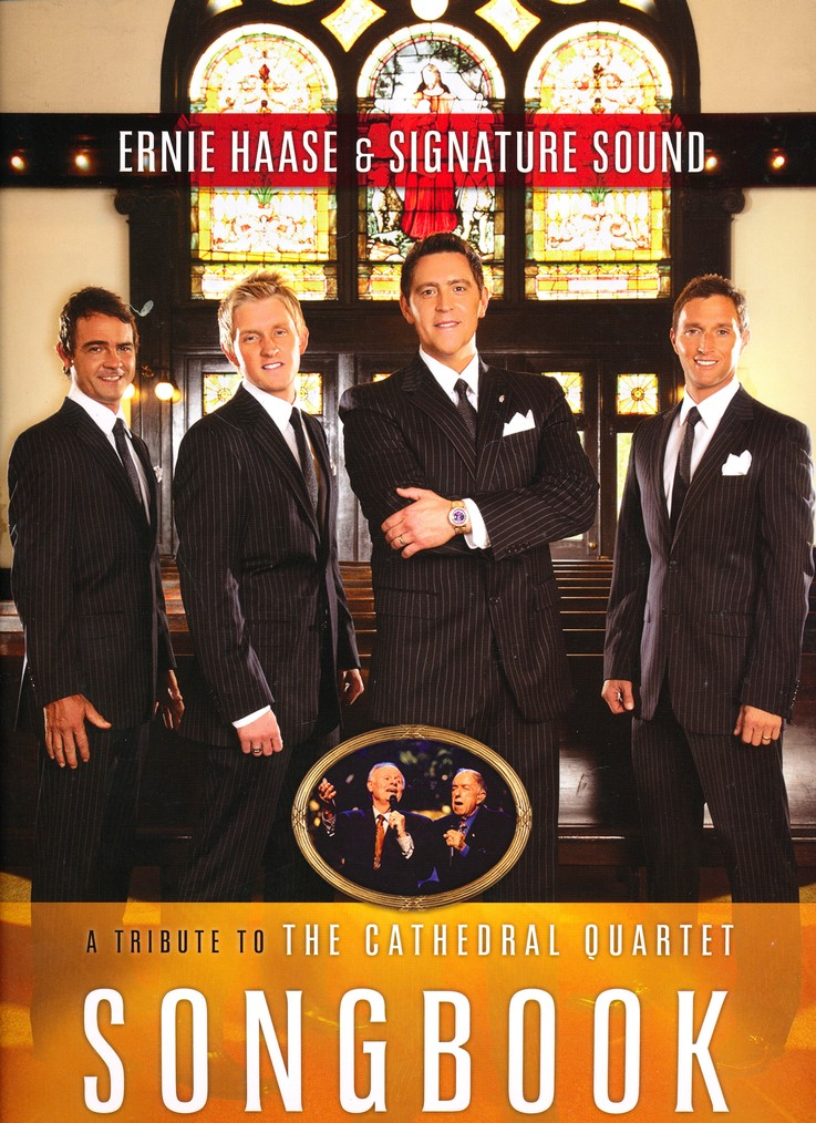 A Tribute To The Cathedral Quartet, Songbook