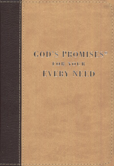 God's Promises for Your Every Need, Deluxe Edition