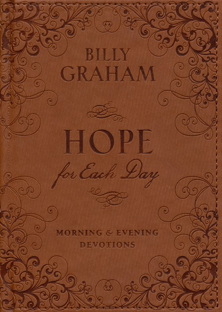Hope for Each Day: Morning & Evening Devotions