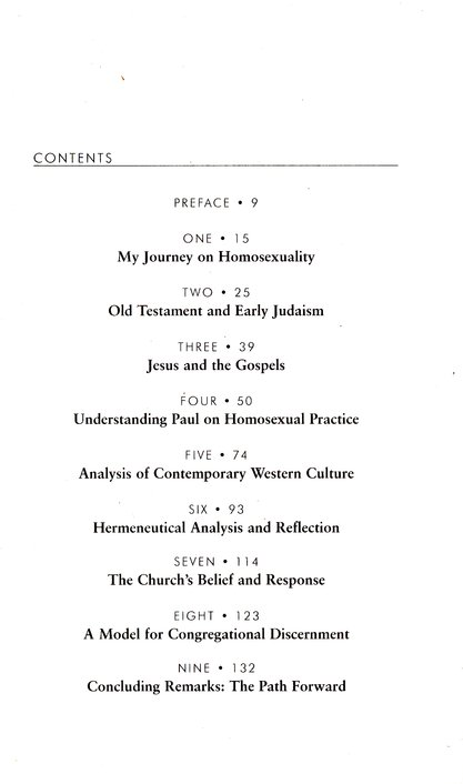 Homosexuality: Biblical Interpretation and Moral Discernment