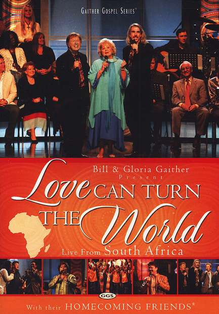 Love Can Turn the World, DVD