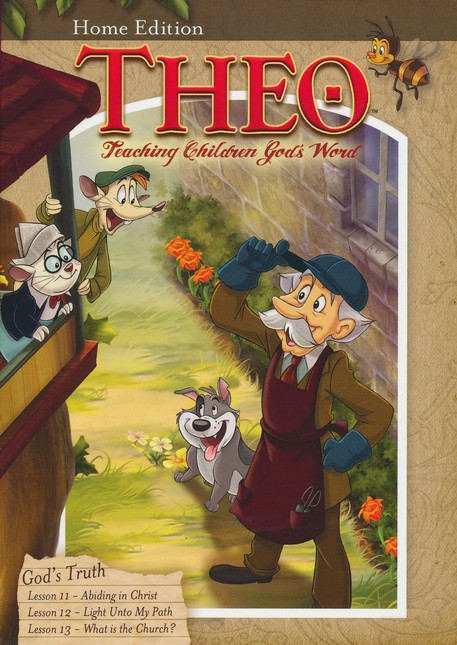 Theo: God's Truth Home Edition, DVD