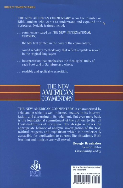 Micah, Nahum, Habakkuk, and Zephaniah, New American Commentary