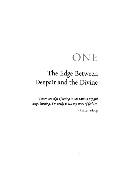 The Edge of the Divine: Choosing to Live a Life of Joy over a Life of Regret