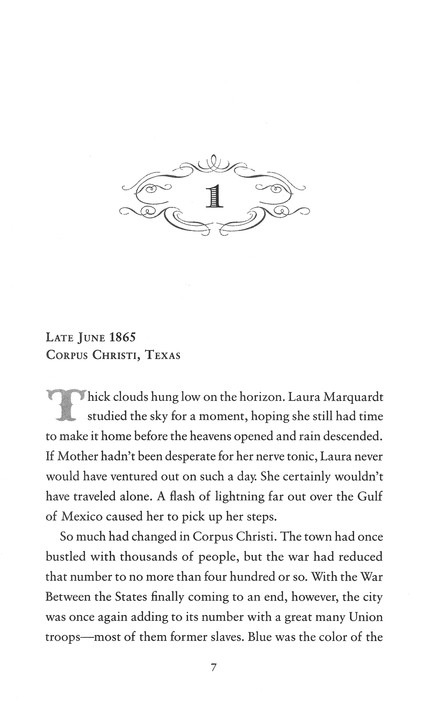 Touching the Sky, Land of the Lone Star Series #2