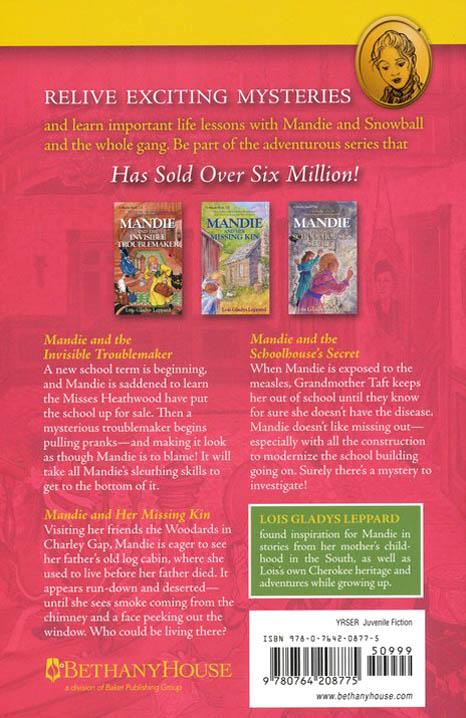 The Mandie Collection, Volume. 6: Books 24-26