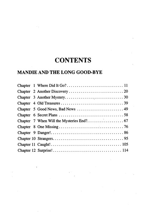 The Mandie Collection, Volume 8: Books 30-32
