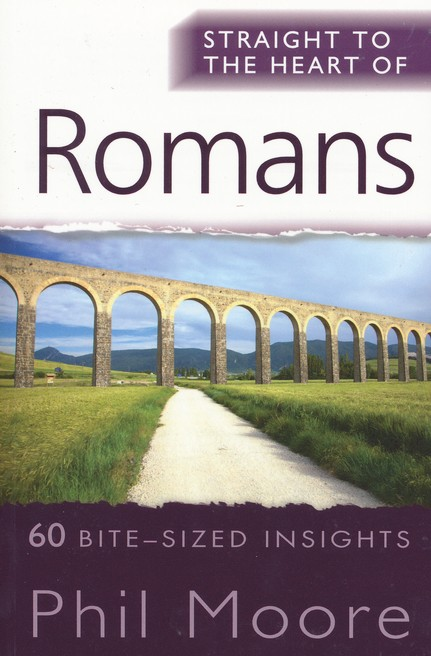 Romans (Straight to the Heart Series: 60 Bite-Sized Insights)