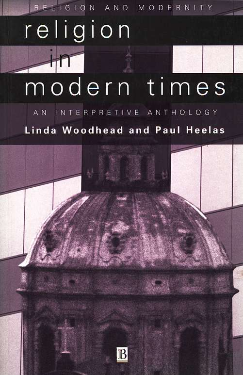 Religion in Modern Times: An Anthology