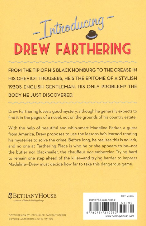 Rules of Murder, Drew Farthering Mystery Series #1