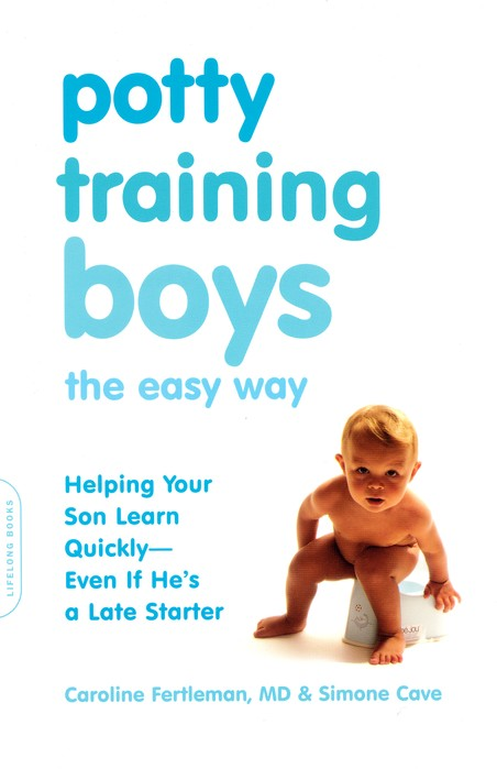 Potty Training Boys the Easy Way