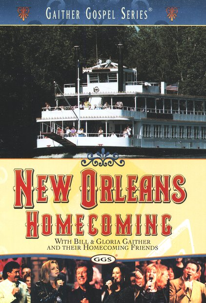 New Orleans Homecoming, DVD