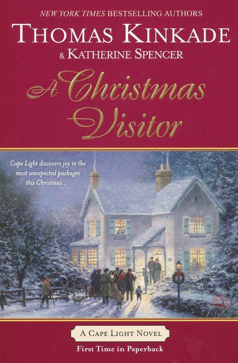 A Christmas Visitor, A Cape Light Novel #8