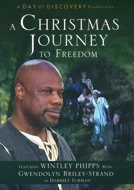 A Christmas Journey to Freedom, DVD