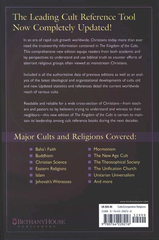 Kingdom of the Cults, rev. and updated ed.