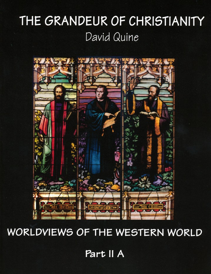 The Grandeur of Christianity & the Revolutionary Age, Year 2 Syllabus: World Views of the Western World