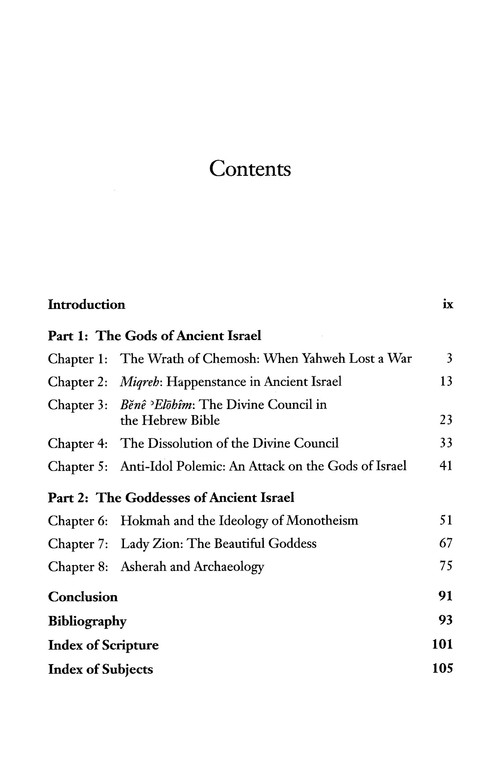 Twilight of the Gods: The Conflict of Monotheism in the Hebrew Bible
