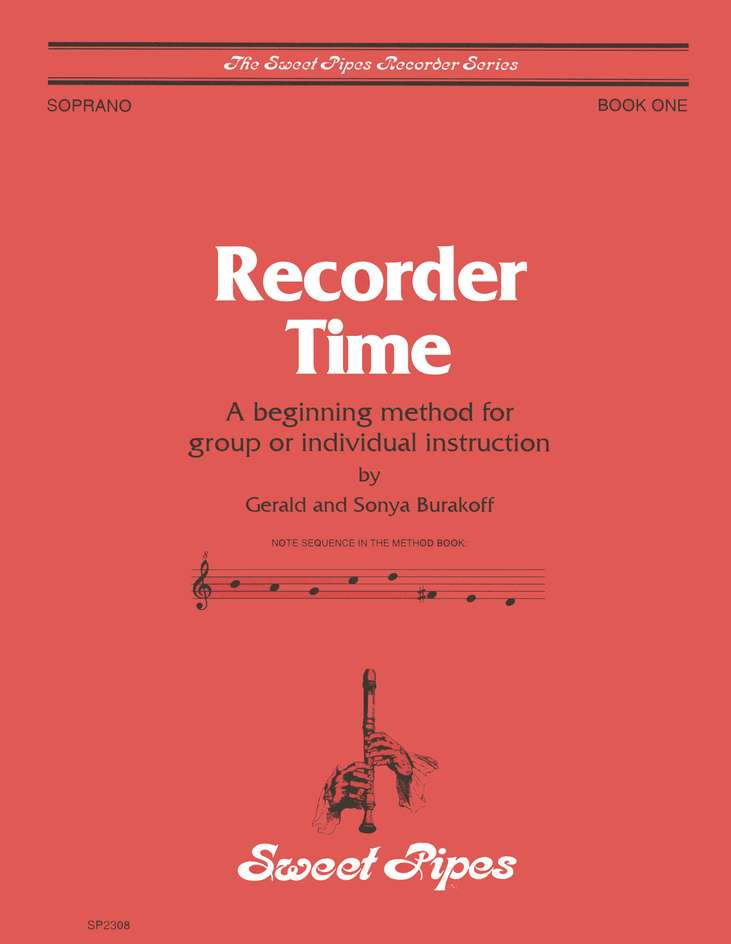 Recorder Time, Book 1