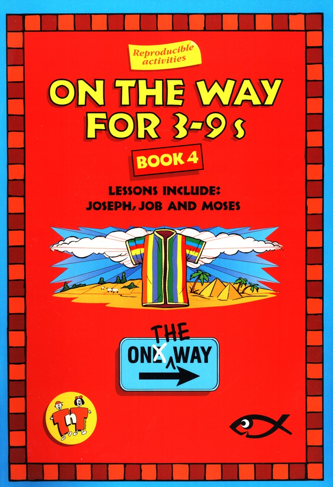 On The Way for 3-9s, Book 4