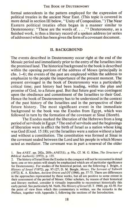 The Book of Deuteronomy: New International Commentary on the Old Testament [NICOT]