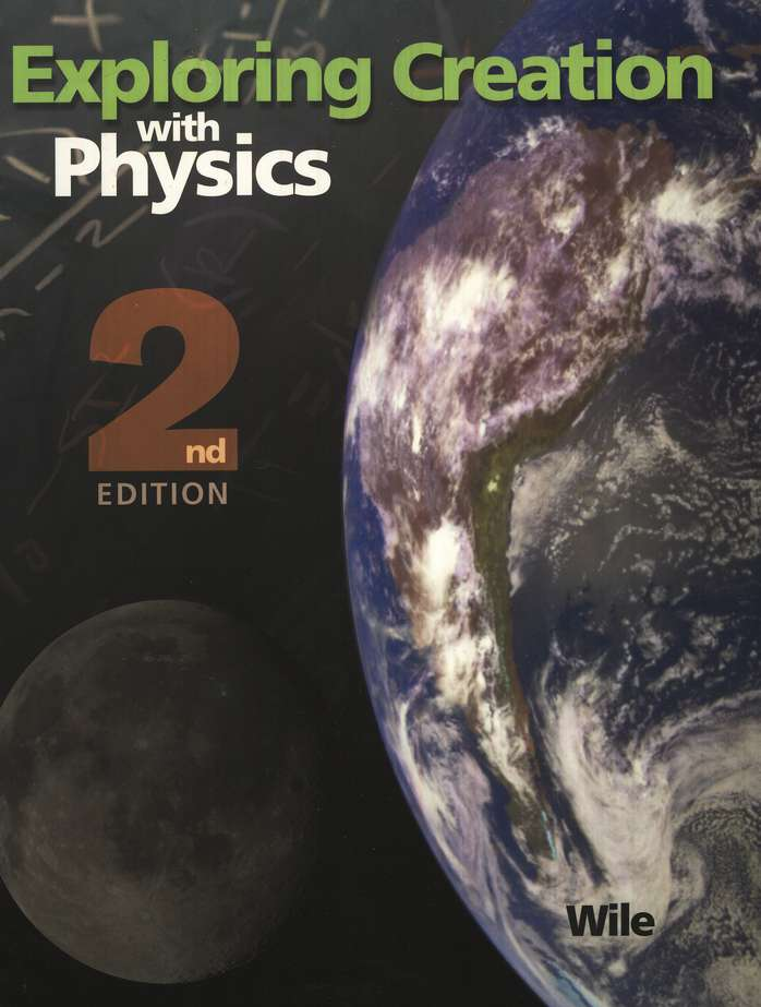 Exploring Creation with Physics (2nd Edition), Textbook