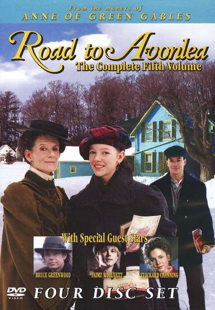 Road To Avonlea, Season 5, DVD set