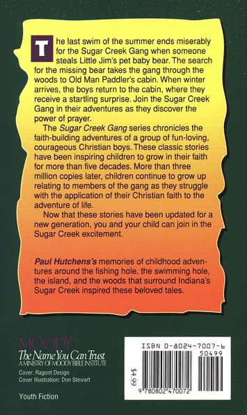 The Winter Rescue, Sugar Creek Gang Series #3