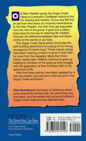 Palm Tree Manhunt, Sugar Creek Gang Series #8