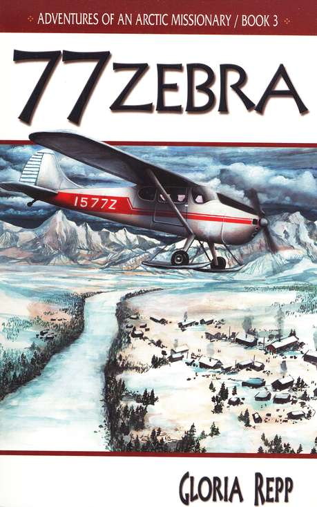 Adventures of an Arctic Missionary #3, 77 Zebra