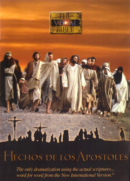 Hechos De Los Apostoles, DVD  (Acts of the Apostles, DVD)