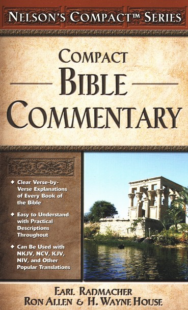 Nelsons' Compact Bible Commentary