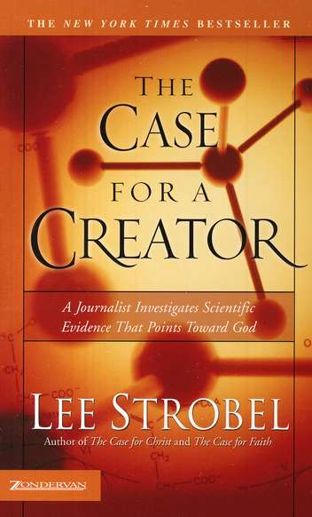 The Case For A Creator, Mass Market Edition, 6 copies