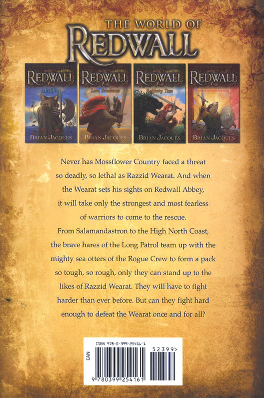 #22: The Rogue Crew: A Tale of Redwall