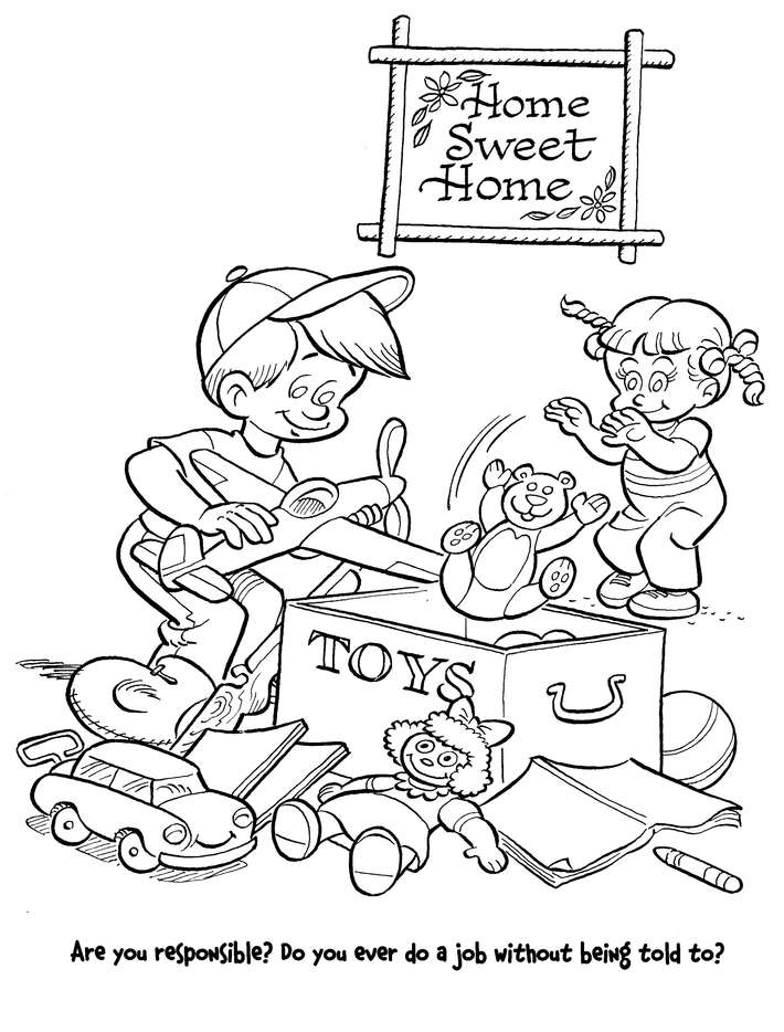Go to the Ant Coloring Book: Wisdom from Proverbs