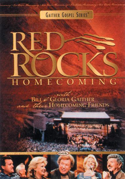 Red Rocks Homecoming, DVD