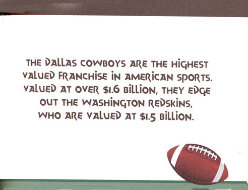 Fun Facts for Football Fans