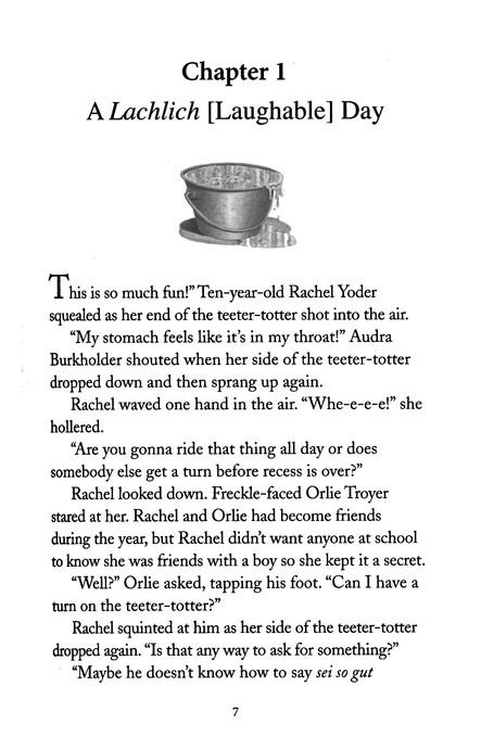 Rachel Yoder Story Collection 2-Growing Up: Four Stories in One