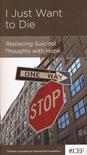 I Just Want to Die: Replacing Suicide Thoughts with Hope