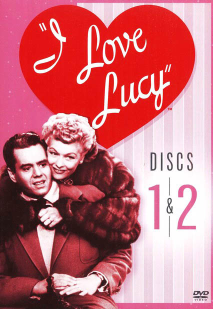 I Love Lucy, Season 1 DVD Set