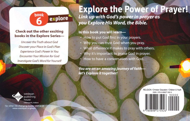 Link Your Life to God (Explore Student Book 6)