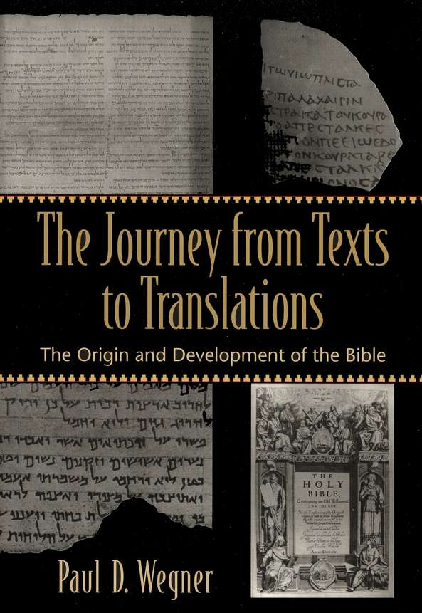 The Journey from Texts to Translations