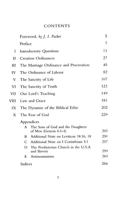 Principles of Conduct, Aspects of Biblical Ethics
