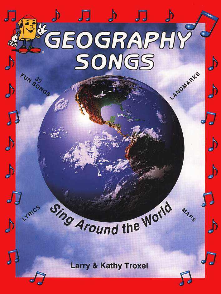 Geography Songs, Compact Disc [CD]