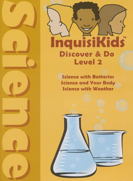 InquisiKids Discover & Do Science Level 2 DVD