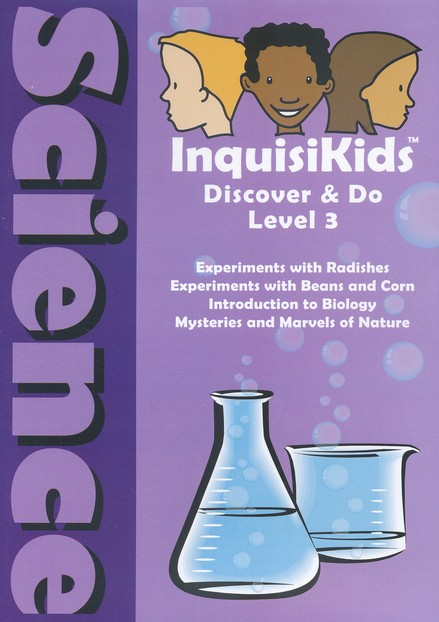 InquisiKids Discover & Do Science Level 3 DVD