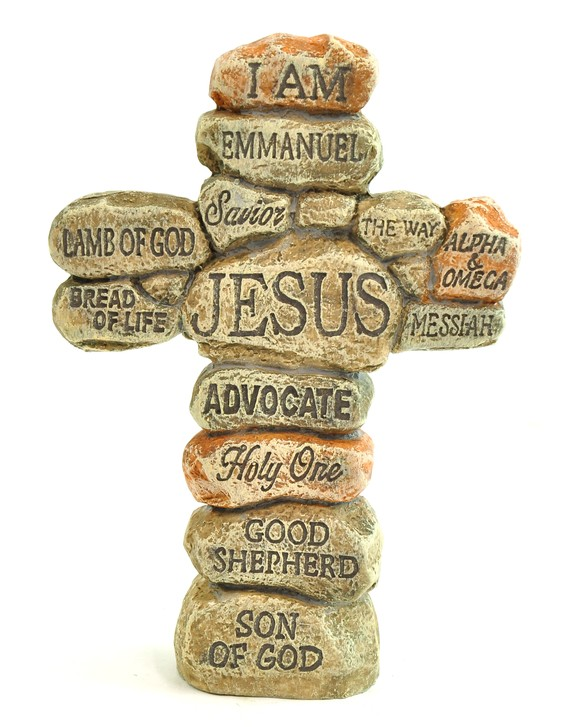 Names of Jesus Cross