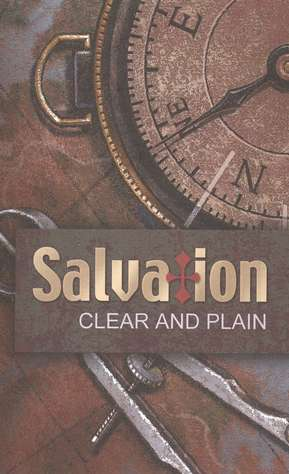 Salvation Clear and Plain--Booklet