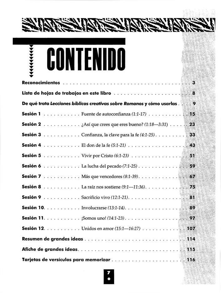 Lecciones Biblicas Creativas en Romanos: &#161Fe al Rojo Vivo!  (Creative Lessons in Romans: Faith on Fire!)